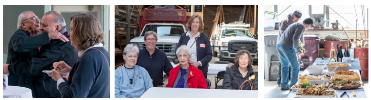 WARose Construction reunion celebrating 82 years in oakland