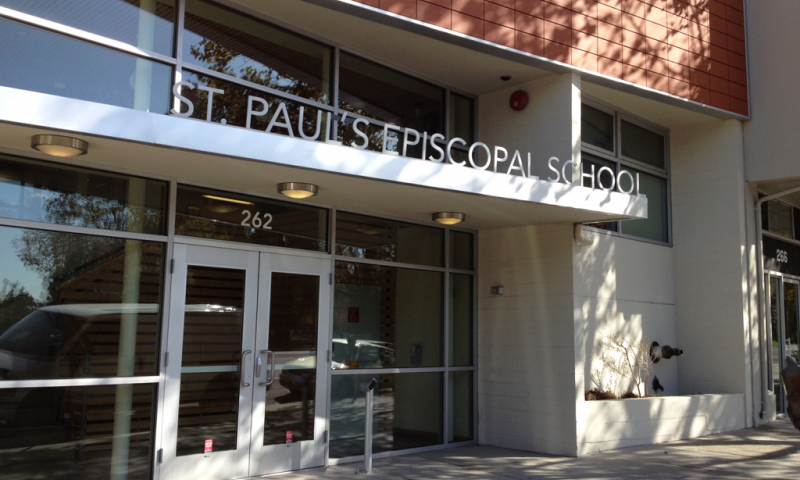 warose construction completed a wide range of upgrades and repairs to longtime client, St.Paul's Episcopal School in Oakland