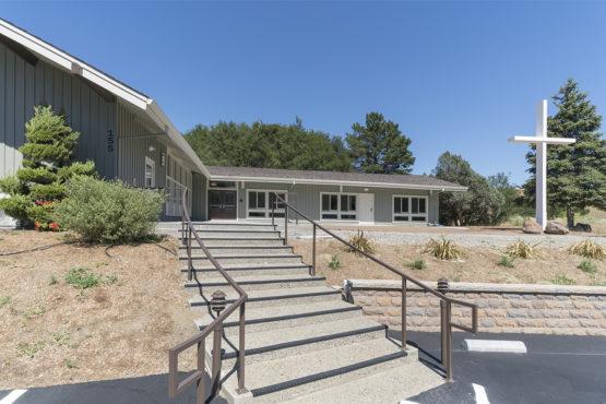 warose Construction: NAC Church, Moraga, CA
