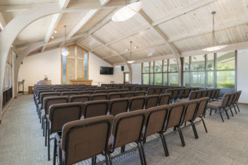 warose Construction: NAC Church, Moraga, CA