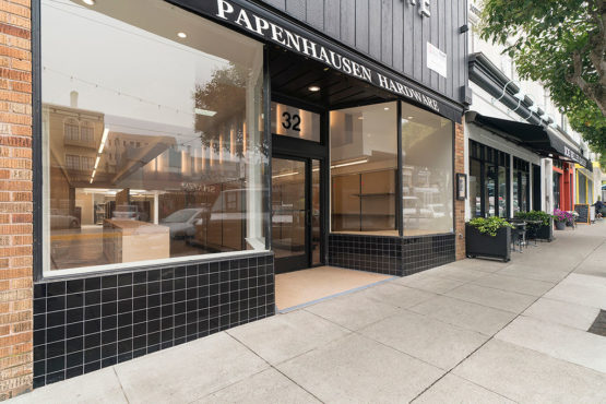 WARose Construction rebuilt much of Papenhausen Hardware store in San Francisco