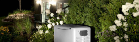 Keep your home and family safe during PG&E outages with a home generator!