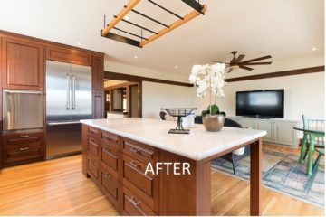 WARose Construction: Rockridge renovation: Roomier, lighter and brighter