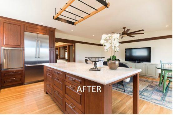 WARose Construction: Rockridge renovation: Roomier, lighter and brighter