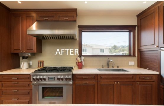 WARose Construction: Rockridge renovation: now roomier, lighter and brighter!