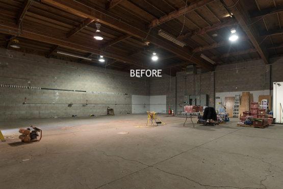 WARose Construction build a convenience store for Golden Gate Petroleum