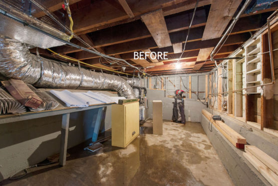 warose construction: Rockridge Oakland remodel, including HVAC