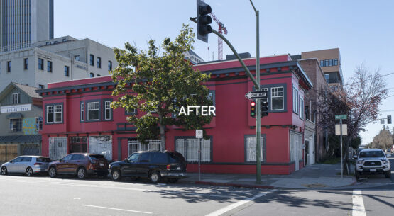 WA Rose Construction; upgrade for a downtown Oakland apartment building